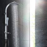 colonne de douche pas chère TecTake